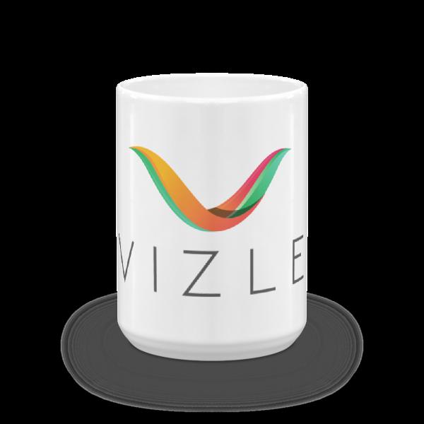VIZLE Coffee Mug - 15oz (444ml)