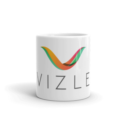 VIZLE Coffee Mug - 11oz (325ml)