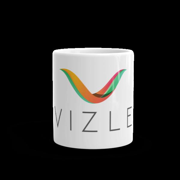 VIZLE Coffee Mug - 11oz (325ml)
