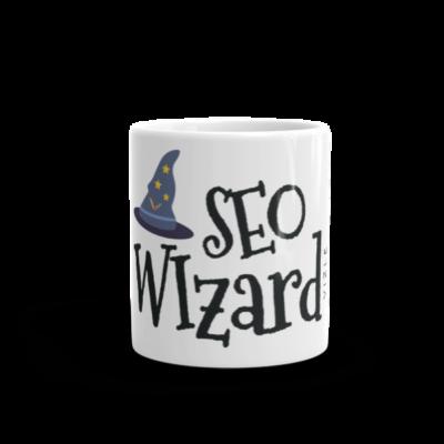 SEO Wizard Coffee / Tea Mug (11oz)