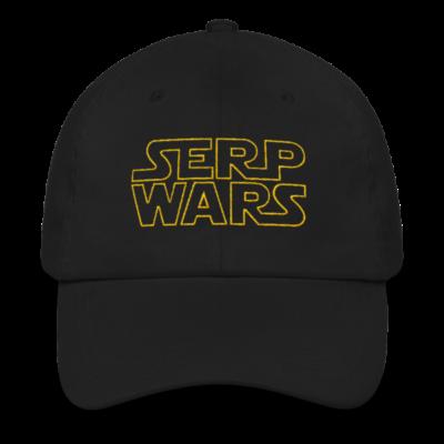 SERP WARS Hat - Black