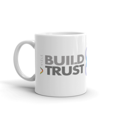 Build Trust, Not Links Mug (11oz)