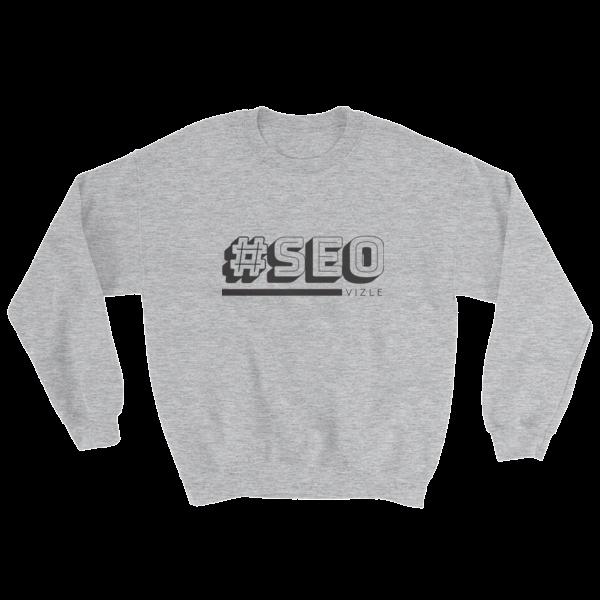#SEO Sweatshirt (Sport Grey)