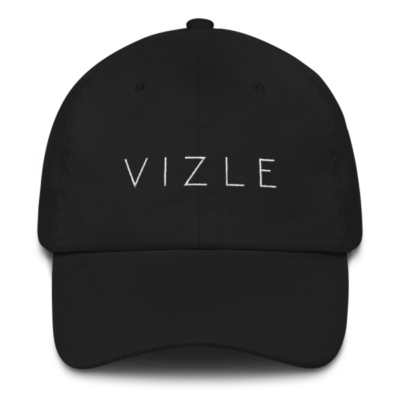VIZLE Hat Black