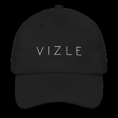 VIZLE Hat Black