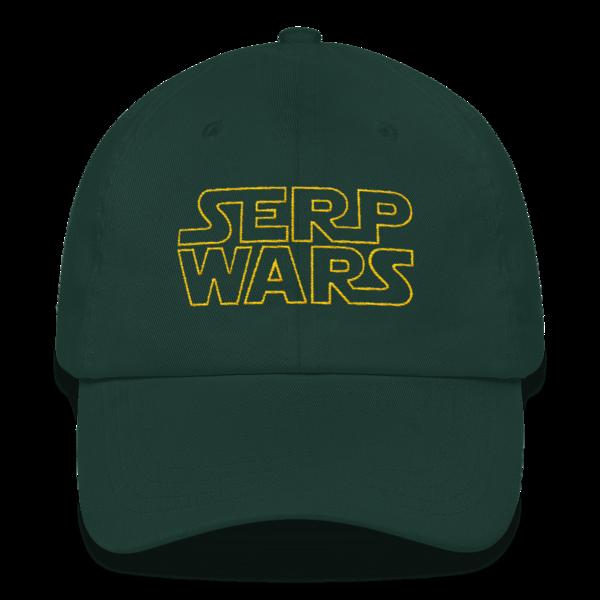 SERP WARS Hat - Spruce