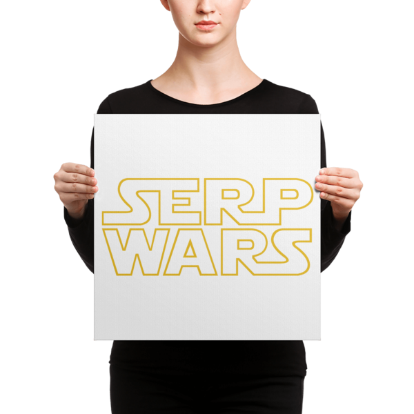 SERP WARS Canvas