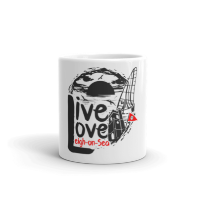 Live, Love, Leigh-on-Sea Coffee / Tea Mug (11oz)
