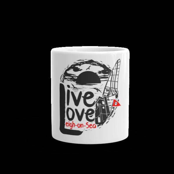 Live, Love, Leigh-on-Sea Coffee / Tea Mug (11oz)