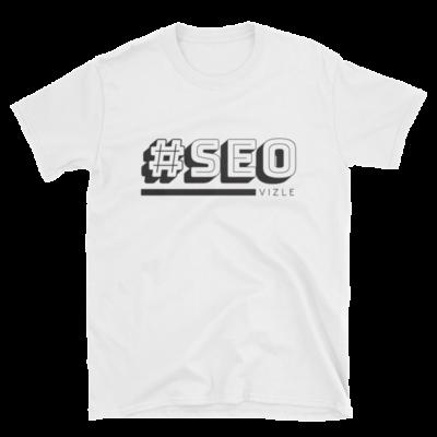 #SEO T-shirt (white)