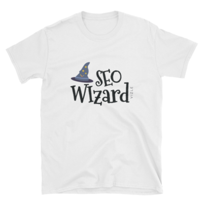SEO Wizard T-Shirt