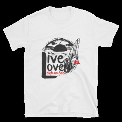 Live, Love, Leigh-on-Sea Short Sleeve T-Shirt