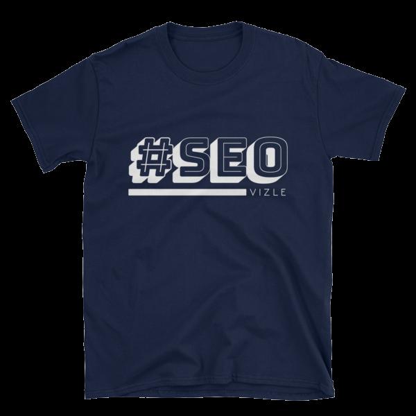 #SEO T-shirt (navy)