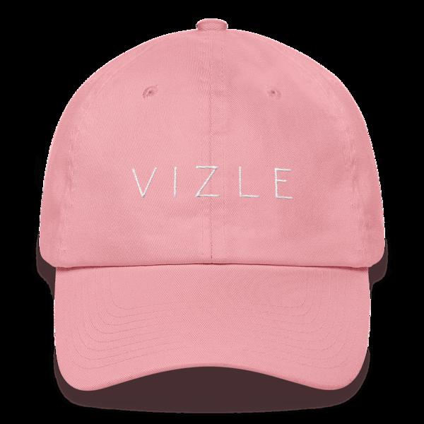 VIZLE Hat Pink