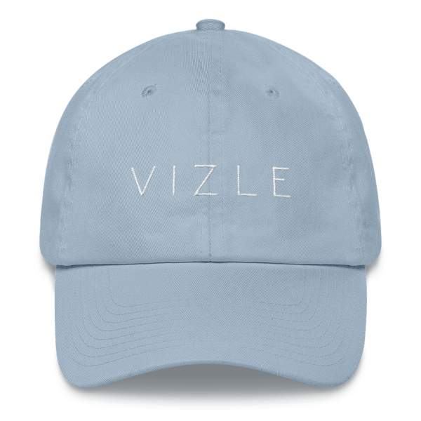 VIZLE Hat Light Blue
