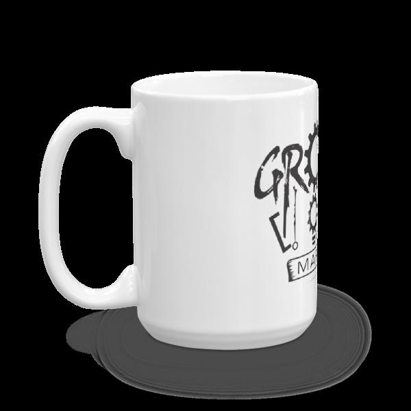 Growth Hacking = Engineering + Marketing Mug | 15oz (444ml)
