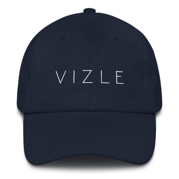 VIZLE Hat Navy