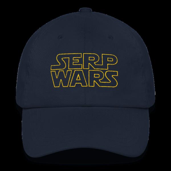 SERP WARS Hat - Navy