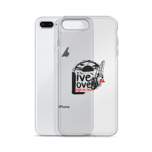 """""""Live, Love, Leigh-on-Sea"""" iPhone Case"""