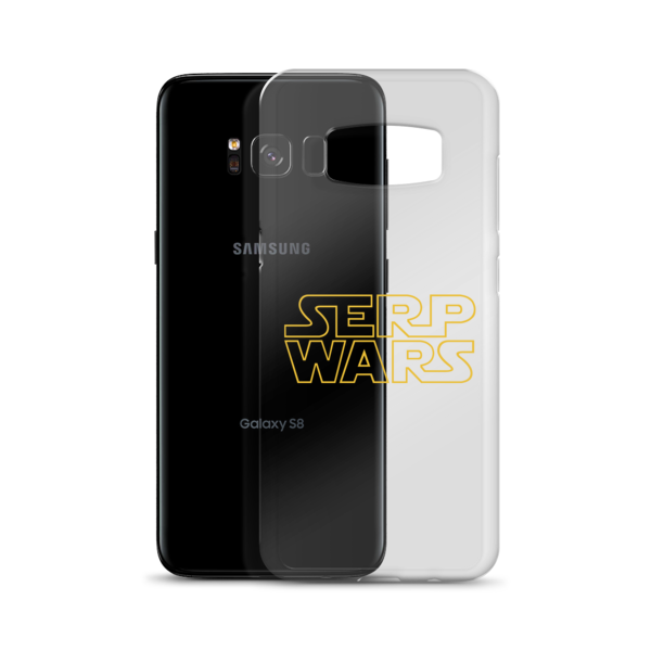 """""""SERP WARS"""" Samsung Phone Case"""