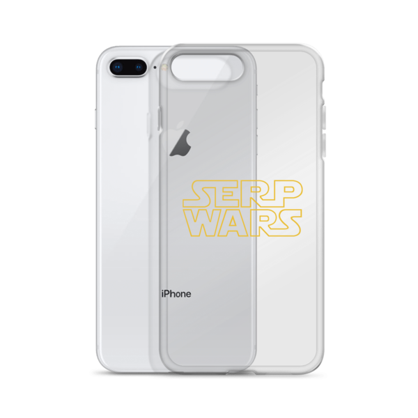 """""""SERP WARS"""" iPhone Case"""