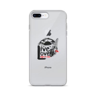 """Live, Love, Leigh-on-Sea"" iPhone Case"