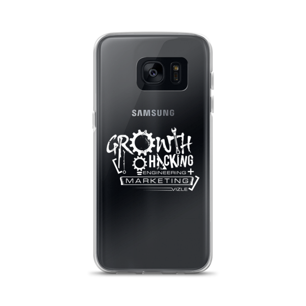 """Growth Hacking = Engineering + Marketing"" Samsung Phone Case"
