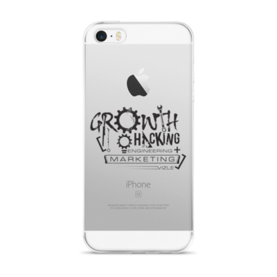 """Growth Hacking = Engineering + Marketing"" iPhone Case"