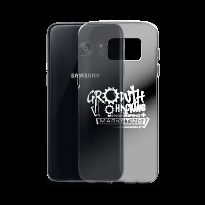 """Growth Hacking = Engineering + Marketing"" Samsung Phone Case"