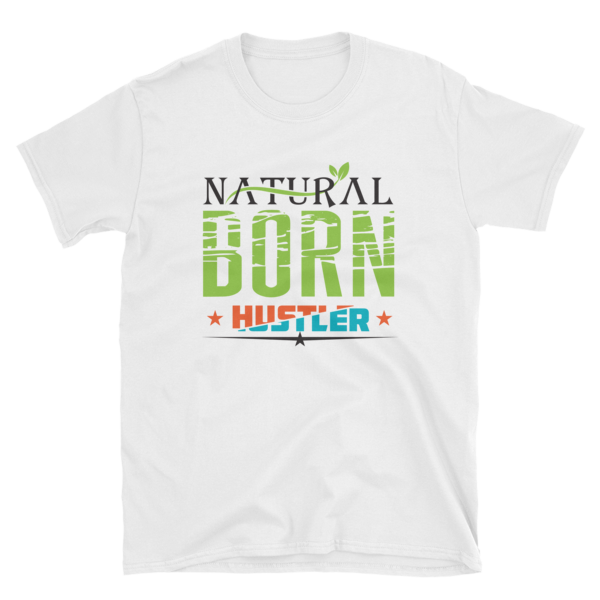 """Natural Born Winner"" Mug (White)"