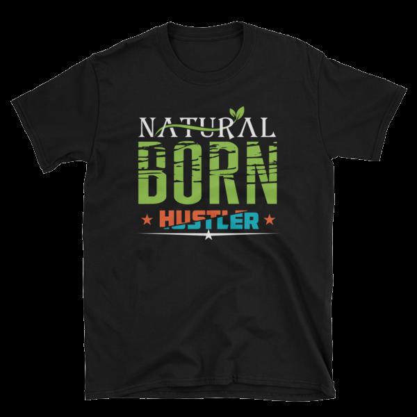 """Natural Born Winner"" Mug (Black)"
