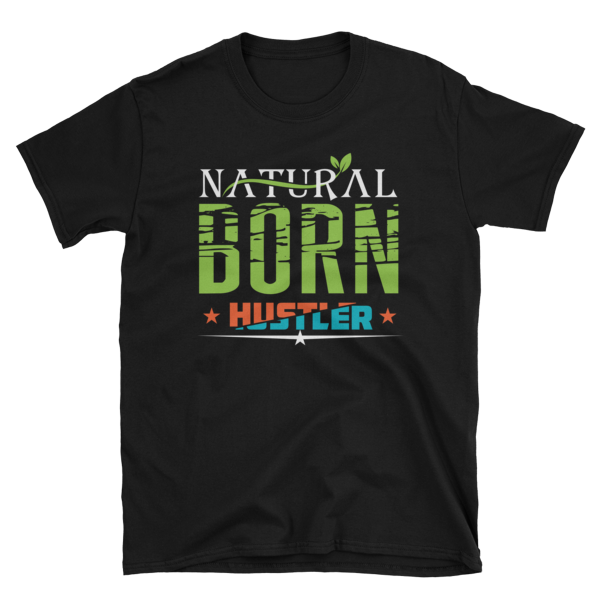 """Natural Born Winner"" Mug (Black)"