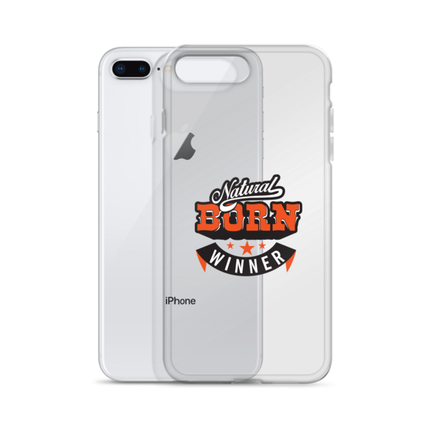 """Natural Born Winner"" iPhone Case"