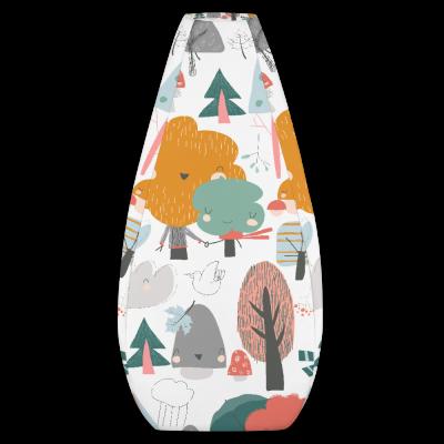 Colourful Autumn Trees Bean Bag Chair Cover