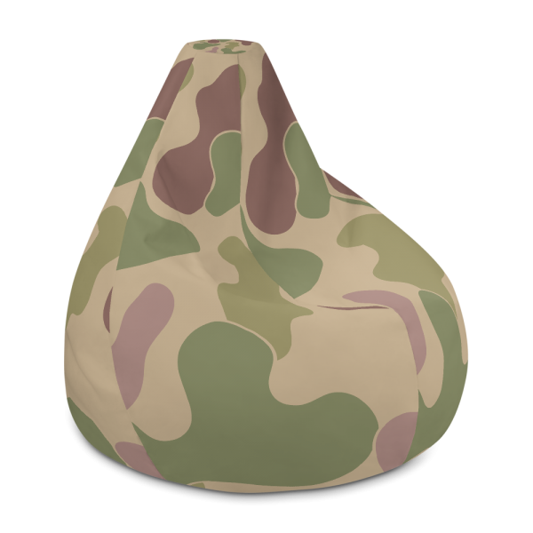 Camouflage Bean Bag Chair w/ Filling