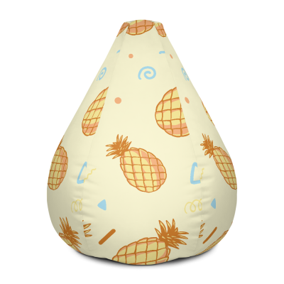 Pineapples Bean Bag Chair